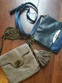 Leather Anne Taylor messenger bag purses  Centreville, 20121