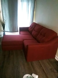 Sofa Couch Sectional with OTTOMAN PRICE NEGOTIABLE