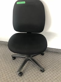 Computer chair $10 or BEST OFFER Burnaby, V5C 5K7