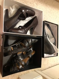 Gently used high heels, size 9.5 Alexandria, 22314