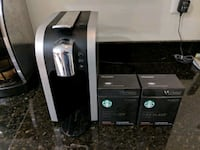 Verismo coffee maker single cup 29 km