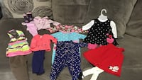 Girls 3 month Winter Clothing Lot Madison Heights, 48071