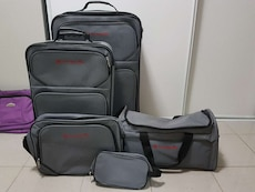 Travel bags. Suitcases