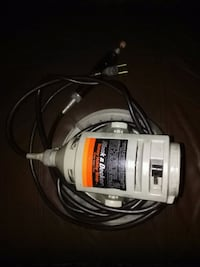white and black corded power tool Oakland, 94601