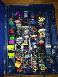 Matchbox cars 48 cars with case Bayville, 11709