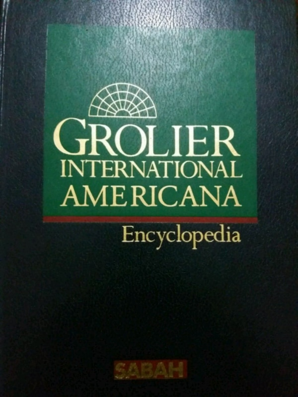 GROLIER İNTERNATİONAL ANSİKLOPEDİ