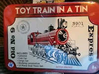 Toy train  Vancouver, 98682