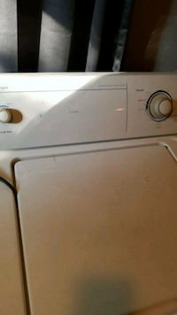 Whirlpool washer and dryer Dallas, 75208