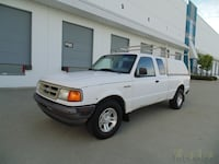1997 Ford Ranger Supercab XLT AUTOMATIC ORIGINAL 158,000 KILOMETERS NEW WESTMINSTER