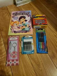Color&Activity&Crayons&Mechanical Pencils&Lead Ref