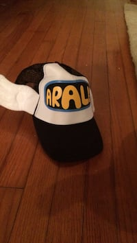black and white Arale trucker's cap Mechanicsville, 23111