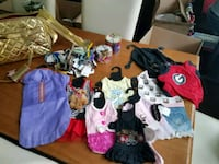 Pet clothing and accessories  Lithonia, 30058