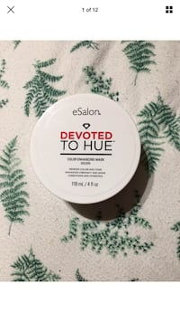 eSalon Devoted To Hue Color Enhancing Mask GOLDEN 118ML BRAND NEW and SEALED London, N6G 2Y8