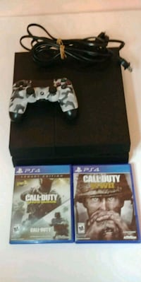Ps4, controller and cod games Louisville, 40218