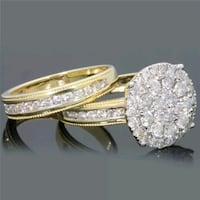 gold and diamond studded ring Surrey, V3X 1P3