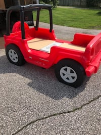 Jeep bed twin size nice Taneytown, 21787