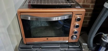Cook essential precision convection oven