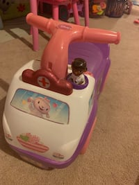 white and pink ride on toy Johnstown, 80534