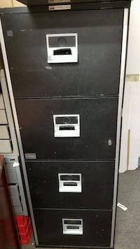 4 DRAW FILING CABINET! Fairfax