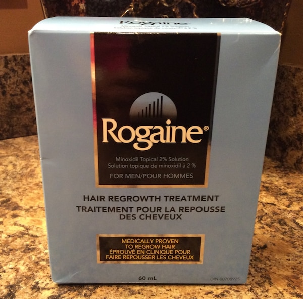 Rogaine Hair Regrowth Treatment for men ( pls read my note )