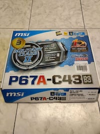MSI PG7A-C43 graphics card  Rockville, 20852