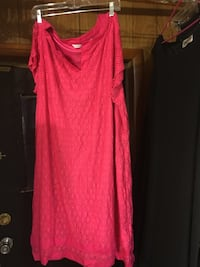 women's pink sleeveless dress Castlewood, 24224