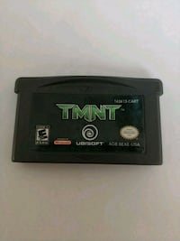 Game boy advance tmnt 546 km