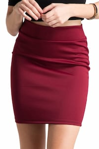 Red Mini Skirt West Valley City, 84120