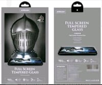 BRAND NEW KNIGHTS FULL SCREEN TEMPERED GLASS FULL COVER PROTECTOR Toronto, M6C 3Y7