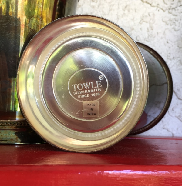 4 Towle Mint Julep Cups
