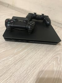 PS 4 SLİM 500 GB + ÇİFT KOL