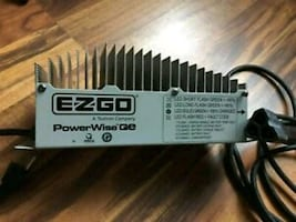 EZGO  ELECTRIC GOLFCART  CHARGER
