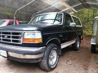 Ford - Bronco - 1993 Gloucester, 23061