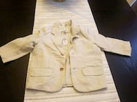 BRAND NEW: Size 3T Cream Blazer Fort Washington, 20744