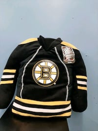 Boston Bruins pillow $20 new with tags Eastern Passage, B3G 1B9