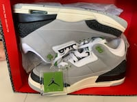 Rand new Retro 3 Jordan's. Size 8.5 9 and 9.5. $160 firm