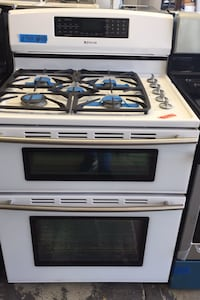 Gas stove electric oven new scratch and dent jenn-Air