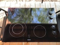 Black Cooktop From Bosch Used Tested works Great And Great Condition . Baltimore, 21236