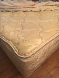 Cal King Mattress Double Pillow Top Las Vegas, 89147
