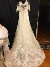 women's white  wedding dress Brooklyn, 11212