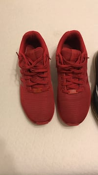 Both shoes for 45 they are size 11  the lowest I will go is 40 Richmond, 77407