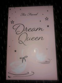 Dream queen too faced pallet retailsfor $50 Hamilton, L8L 5C1