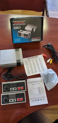 NES Mini Gaming System, Comes with 620 Games Portland, 97215