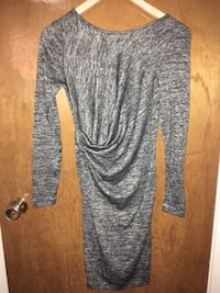 Long sleeved grey dress  Burnaby