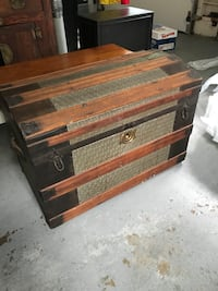 Very old antique chest West Simsbury, 06092
