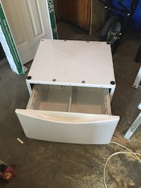 Washer & Dryer Base Drawer for Front Load Maytag Epic Washing Machines