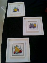 """3 pack picture set. 12""""×12"""" each.  Brick, 08724"""