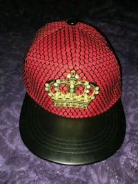 black and red crown flatbill snapack  Cleburne, 76031