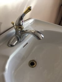 stainless steel sink with faucet Vaughan, L6A 1E5