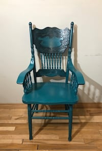Turquoise Accent Chair Calgary, T3J 0B3